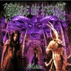 CRADLE OF FILTH: Midian (CD)