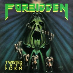FORBIDDEN: Twisted Into Form (CD)