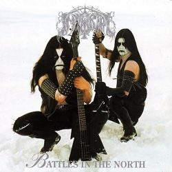 IMMORTAL: Battles In The North (CD)