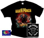 FIVE FINGER DEATH PUNCH: Got Your Six (póló)