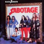 BLACK SABBATH: Sabotage (LP, 2015 reissue, Sanctuary)