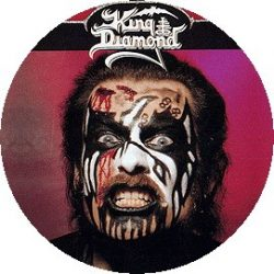 KING DIAMOND: Conspiracy (jelvény, 2,5 cm)