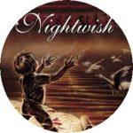 NIGHTWISH: Wishmaster (jelvény, 2,5 cm)