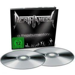 DEATH ANGEL: A Thrashumentary (DVD+CD, 159', kódmentes)