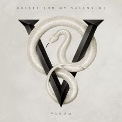 BULLET FOR MY VALENTINE: Venom (CD)