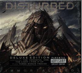 DISTURBED: Immortalized (+3 Bonus,Deluxe E.) (CD)