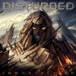 DISTURBED: Immortalized (LP)