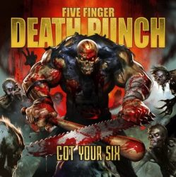FIVE FINGER DEATH PUNCH: Got Your Six (2LP)
