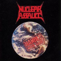 NUCLEAR ASSAULT: Handle With Care (+6 bonus) (CD)