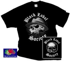 BLACK LABEL SOCIETY: Skull (póló) (akciós!)