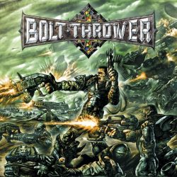 BOLT THROWER: Honour-Valour-Pride (CD)