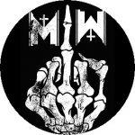MOTIONLESS IN WHITE: Fingers (jelvény, 2,5 cm)