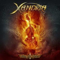 XANDRIA: Fire & Ashes (digipack) (CD)