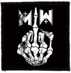 MOTIONLESS IN WHITE: Fingers (95x95) (felvarró)