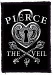PIERCE THE VEIL: Lockheart (75x95) (felvarró)