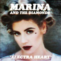 MARINA AND THE DIAMONDS: Electra Heart (LP, gatefold)