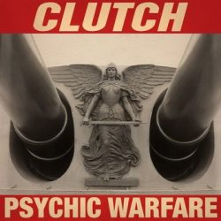 CLUTCH: Psychic Warfare (CD)
