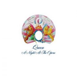 QUEEN: A Night At The Opera (LP, 180gr, half speed remaster)