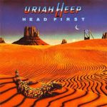 URIAH HEEP: Head First (2015 re-issue) (LP)
