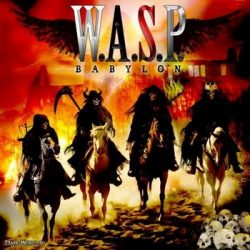 WASP: Babylon (CD)