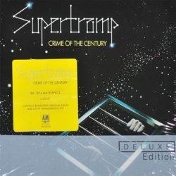 SUPERTRAMP: Crime Of The Century (2CD Deluxe Ed.) (CD)