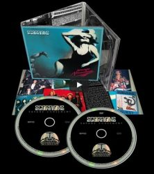 SCORPIONS: Savage Amusement (CD, +7 bonus,+DVD)
