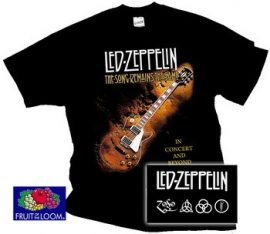 LED ZEPPELIN: The Song Remains The Same (póló)
