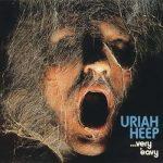 URIAH HEEP: Very 'Eavy Very 'Umble (LP)