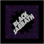 BLACK SABBATH: Master Logo (fejkendő, 55 x 55 cm)