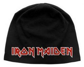 IRON MAIDEN: Logo (jersey sapka)