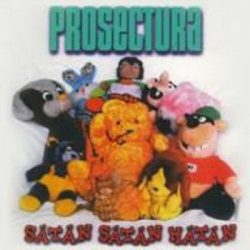 PROSECTURA: Sátán sátán hátán (CD)