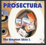 PROSECTURA: The Greatest Shits I. (CD)