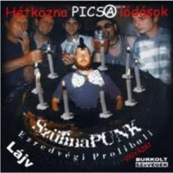 HÉTKÖZNAPI CSALÓDÁSOK: Szülinapunk (CD)