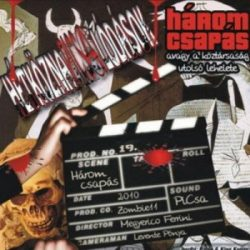 HÉTKÖZNAPI CSALÓDÁSOK: Három csapás (CD)