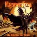 HAMMERFALL: No Sacrifice, No Victory (CD)