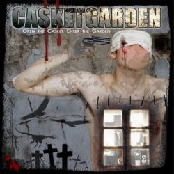 CASKETGARDEN: Open The Casket, Enter The Garden (CD)