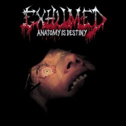 EXUMED: Anatomy Is Destiny (CD)