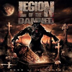LEGION OF THE DAMNED: Sons Of The Jackal (CD)