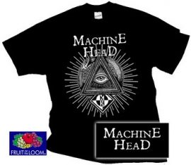 MACHINE HEAD: Eye (póló)