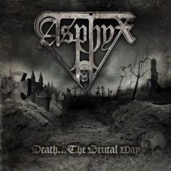 ASPHYX: Death...The Brutal Way (CD)