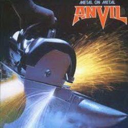 ANVIL: Metal On Metal (CD)