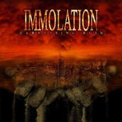IMMOLATION: Harnessing Ruin (digipack) (CD)
