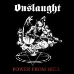 ONSLAUGHT: Power From Hell (CD)