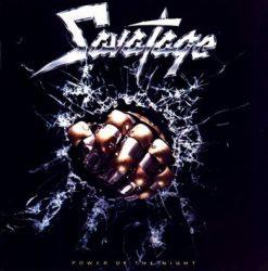 SAVATAGE: Power Of The Night (+2 bonus) (CD)