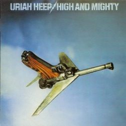 URIAH HEEP: High & Mighty (2015 re-issue) (LP)
