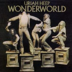 URIAH HEEP: Wonderworld (2015 re-issue, LP)