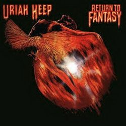 URIAH HEEP: Return To Fantasy (2015 re-issue) (LP)
