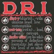 D.R.I.: Definition (CD)