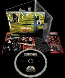 SCORPIONS: Taken By Force (CD, +6 bonus)