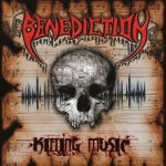 BENEDICTION: Killing Music (Golden Disc) (CD)